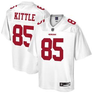Men's San Francisco 49ers George Kittle Jersey